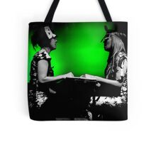 Chicks on Speed Tote Bag