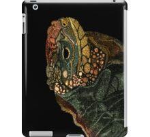 Andros Iguana (Colorized) iPad Case/Skin
