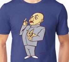 Dr. Eeeeevil Unisex T-Shirt