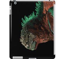 Marine Iguana (Colorized) iPad Case/Skin