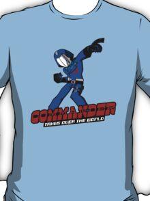 Commander Vs The World T-Shirt