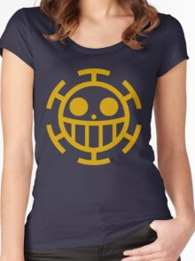 Trafalgar Law sweatshirt Women's Fitted Scoop T-Shirt