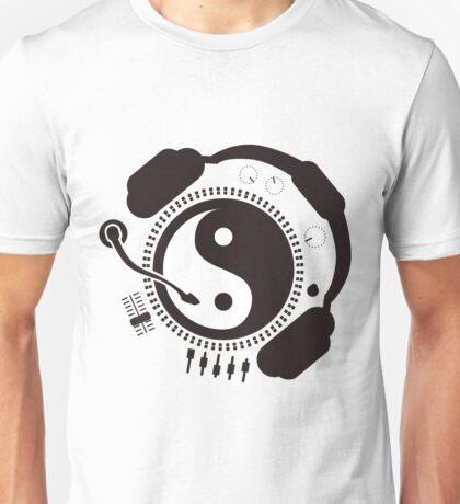 Funny_Record Unisex T-Shirt