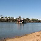 Murray River cruising by R-Summers