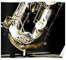 The Baritone Saxophone  Poster