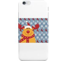 Rudolph Christmas iPhone Case/Skin