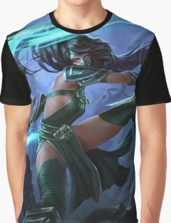 Akali Graphic T-Shirt