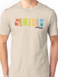 SURF rainbow box Unisex T-Shirt