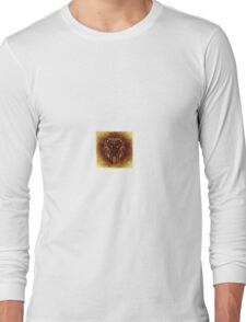 Lion abstract Long Sleeve T-Shirt