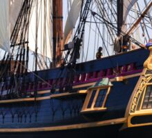 HMS Bounty Tall Ship Sticker