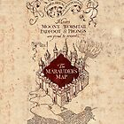 The Marauder's Map by Jen *