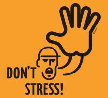 Don't stress! by MrFaulbaum