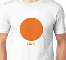 Simple Circle  Unisex T-Shirt