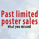 Past limited sales by orioto