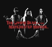 The Living Dead at the Manchester Morgue by loogyhead