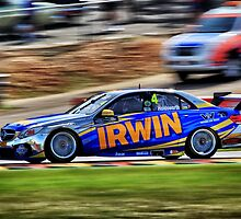 Lee Holdsworth Darwin 2013 by SteveMoorby
