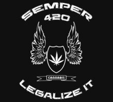 Semper 420 -- Legalize It by Samuel Sheats