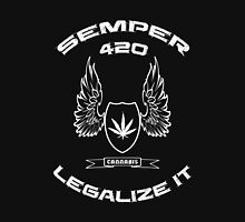 Semper 420 -- Legalize It Unisex T-Shirt