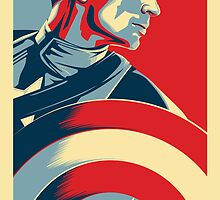 The First Avenger by brucelovesyou