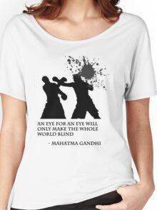 An Eye For An Eye  Women's Relaxed Fit T-Shirt
