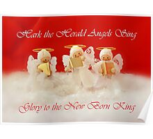 Hark the Herald Angels Sing Poster