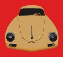 Porsche 356 Front One Piece - Short Sleeve