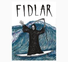 SURFING DEATH FIDLAR by Dotbar