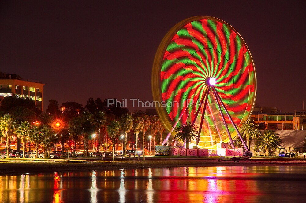 """""""Swirling In The Night"""" by Phil Thomson IPA"""