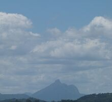 Mount Warning by FangFeatures