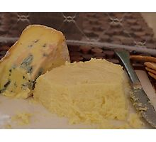 Cheese! Photographic Print