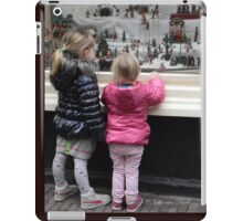 Christmas....children's dream season...  iPad Case/Skin