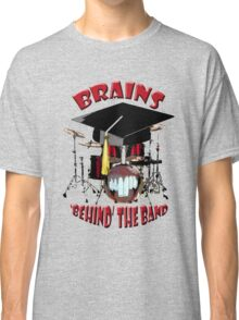 BRAINS behind the BAND Classic T-Shirt