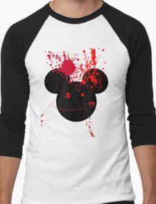 Bloody Mickey  Men's Baseball ¾ T-Shirt