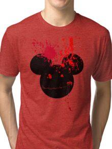 Bloody Mickey  Tri-blend T-Shirt