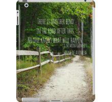 Anne Shirley Bend Road iPad Case/Skin