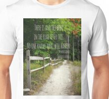 Anne Shirley Bend Road Unisex T-Shirt