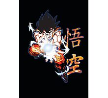 DBZ-Goku Photographic Print