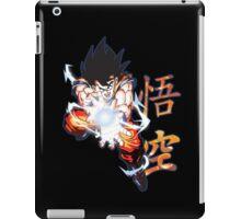 DBZ-Goku iPad Case/Skin