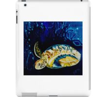 Arthurs turtle iPad Case/Skin