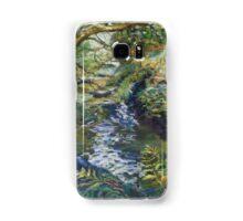 Fern Bower, Leura Cascades walk Samsung Galaxy Case/Skin
