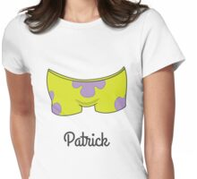 Patrick Star Womens Fitted T-Shirt
