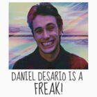 Daniel Desario Freaks and Geeks tee by wordofshay