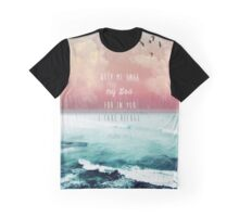 Psalm 16:1 - Refuge Graphic T-Shirt
