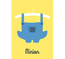 Minion Photographic Print