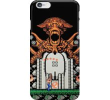 Contra Fight iPhone Case/Skin