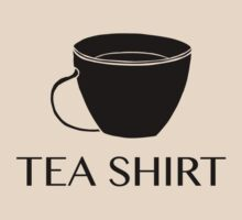 Tea Shirt by BrightDesign