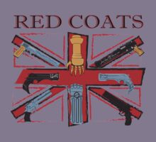Join the Red Coats!!!! by NITEMARECHILD