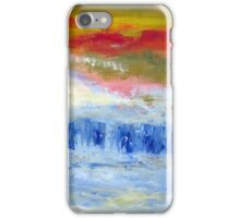 Abstract abundance iPhone Case/Skin