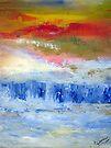 Abstract abundance by Elizabeth Kendall
