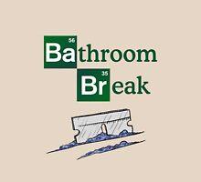 Bathroom Break Unisex T-Shirt